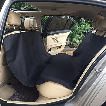 Amazon.com : Pet Backseat Protector Hammock - Dog Travel Seat Cover ...