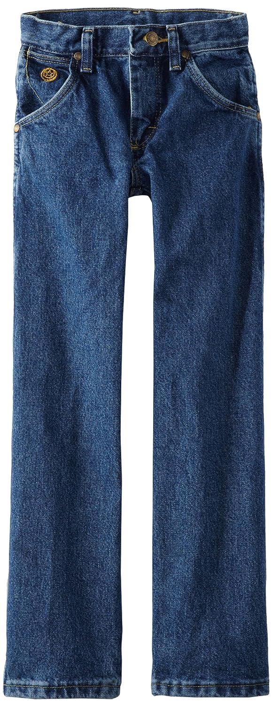 Wrangler Boys' Original Cowboy Cut George Strait Jeans 13JGSHD