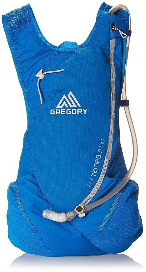 Gregory Mountain Products Tempo 3 - Mochila de hidratación para Hombre