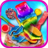Gummy Candy Maker - Cooking Games & Kids Chocolate Desserts FREE!