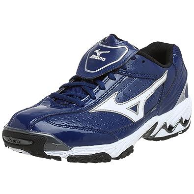 Mizuno 9 Spike Advanced Erupt 3 320508 Adult Mid Baseball Turf Shoe