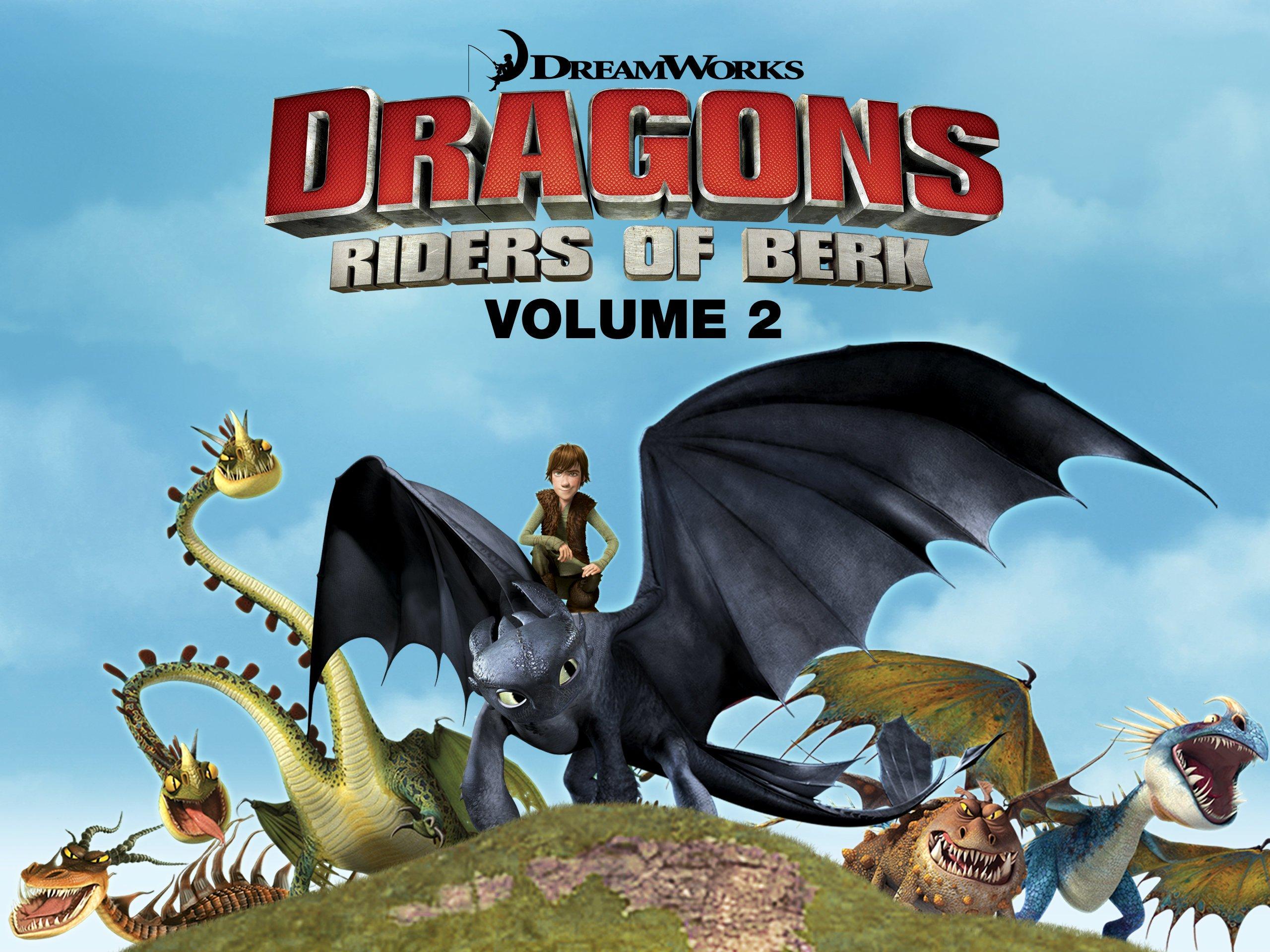Amazon Com Watch Dragons Riders Of Berk Season 2 Prime Video