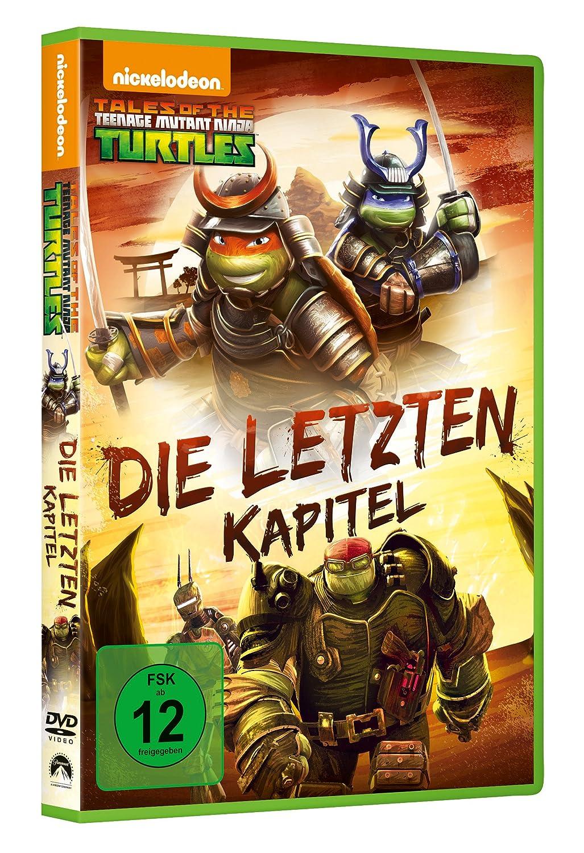 Teenage Mutant Ninja Turtles - Die letzten Kapitel Alemania ...