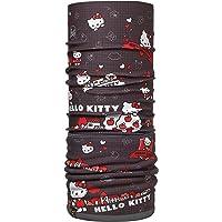 Original Buff Hello Kitty Polar Grid Tubular, Niñas
