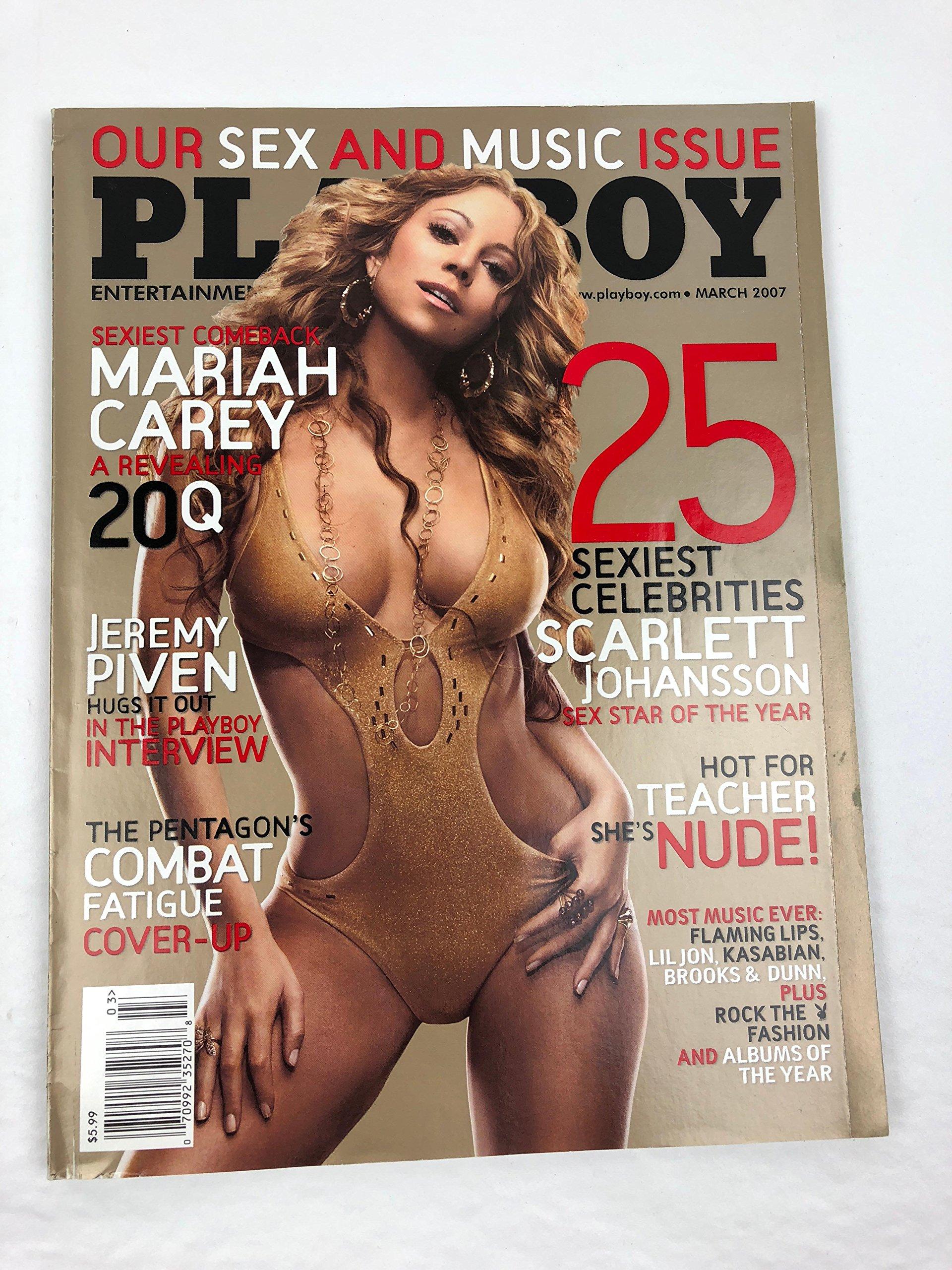 playboy Mariah carey
