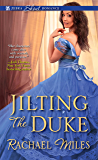Jilting the Duke (The Muses' Salon Series)
