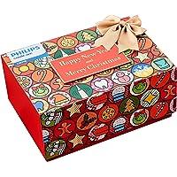 Philips 飞利浦钻石系列圣诞与新年礼盒(此为空包装盒,需要与主品一起下单,不可单独购买)