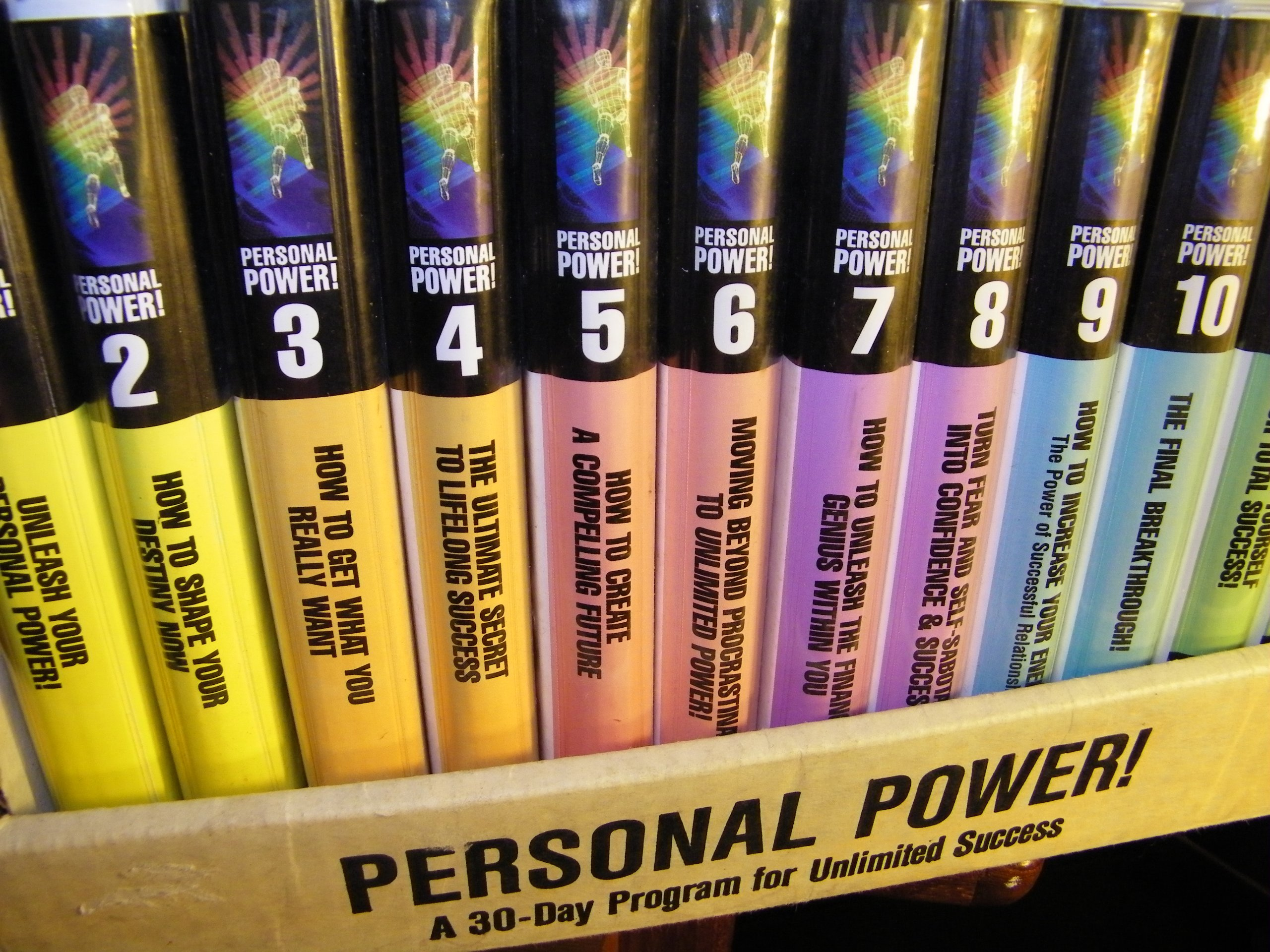 Anthony Robbins Personal Power: A 30 Day Program (24 Audio