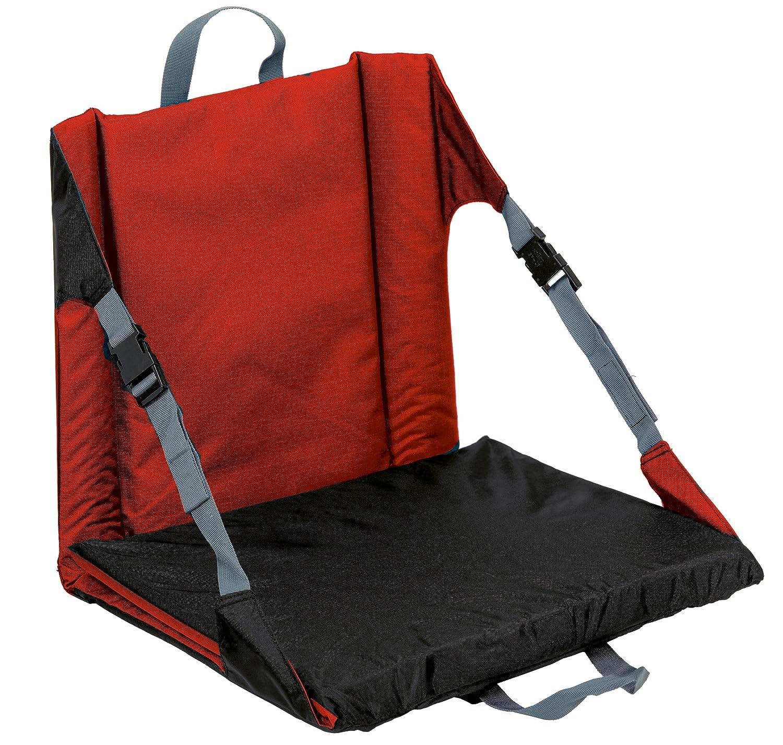 Groovy Amazon Com Outbound Lounge Lizard Plus Sport Seat Red Customarchery Wood Chair Design Ideas Customarcherynet
