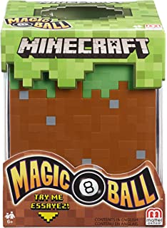 Amazon.com: Mattel Games Minecraft Card Game: Toys & Games