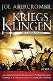 Kriegsklingen - Die Klingen-Saga: Roman: 1