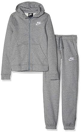 Nike Jungen B NSW TRK Suit Bf Core Trainingsanzug:
