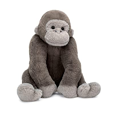Jellycat Gregory Gorilla Stuffed Animal, Medium 13 inches: Toys & Games