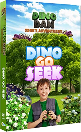 Dino Dan: Trek's Adventures - Dino Go Seek