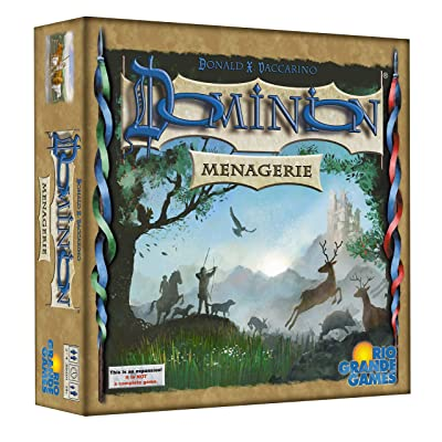 Rio Grande Games Dominion: Menagerie: Toys & Games