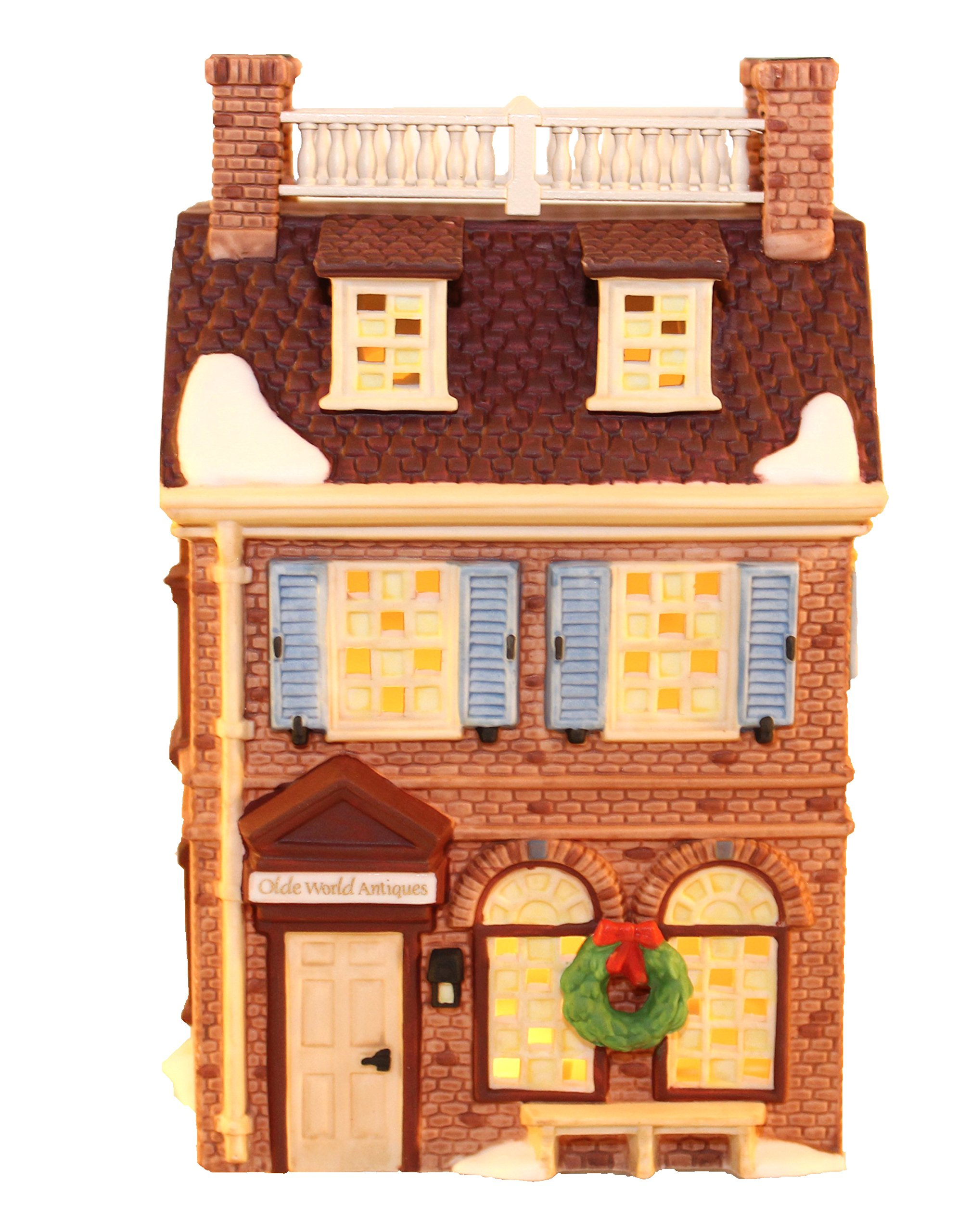 Department 56 Disney Parks Village Series ''Olde World Antiques II'' #5351-1