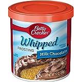 Betty Crocker Whipped Fosting - Milk Chocolate - 12 oz
