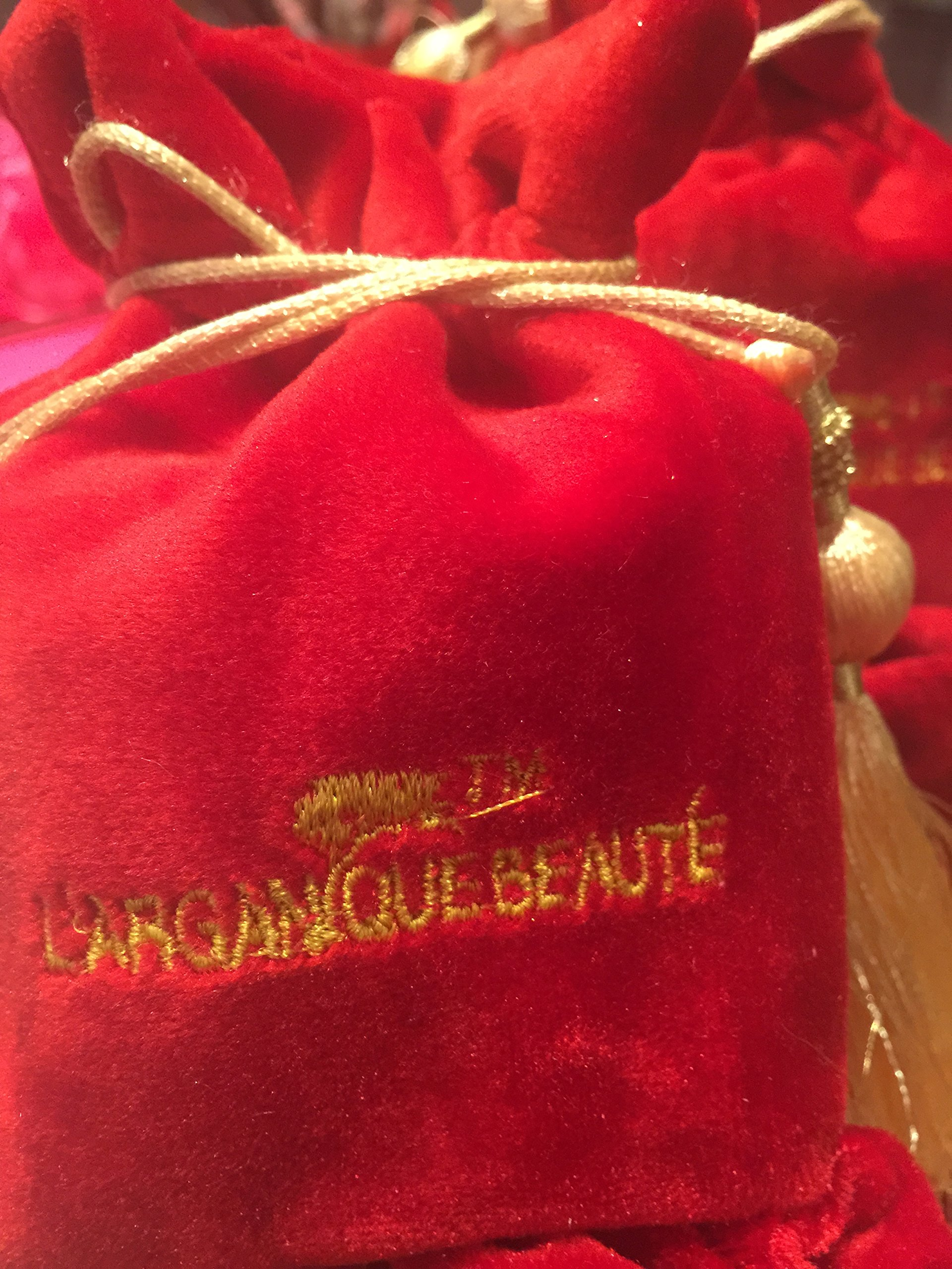 L'arganique Beauté Luxury Scented Candle, Perfumed Fragrance Spa Candle - 100% Soy Wax, Lead-Free Wick, Pure Moroccan Argan Oil Essence - for Baths, Valentine's Day, Holidays, Large (14.1oz)