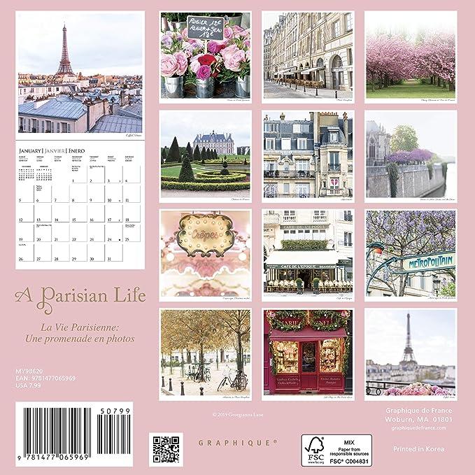 FSC Graphique De France 2020 Calendars Play With Your Food Wall Calendar