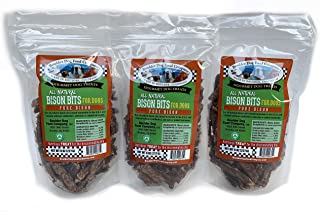 product image for Boulder Dog Food Company All Natural Bits Dog Treats (3 Packs) - Dog Treats Made in USA Only