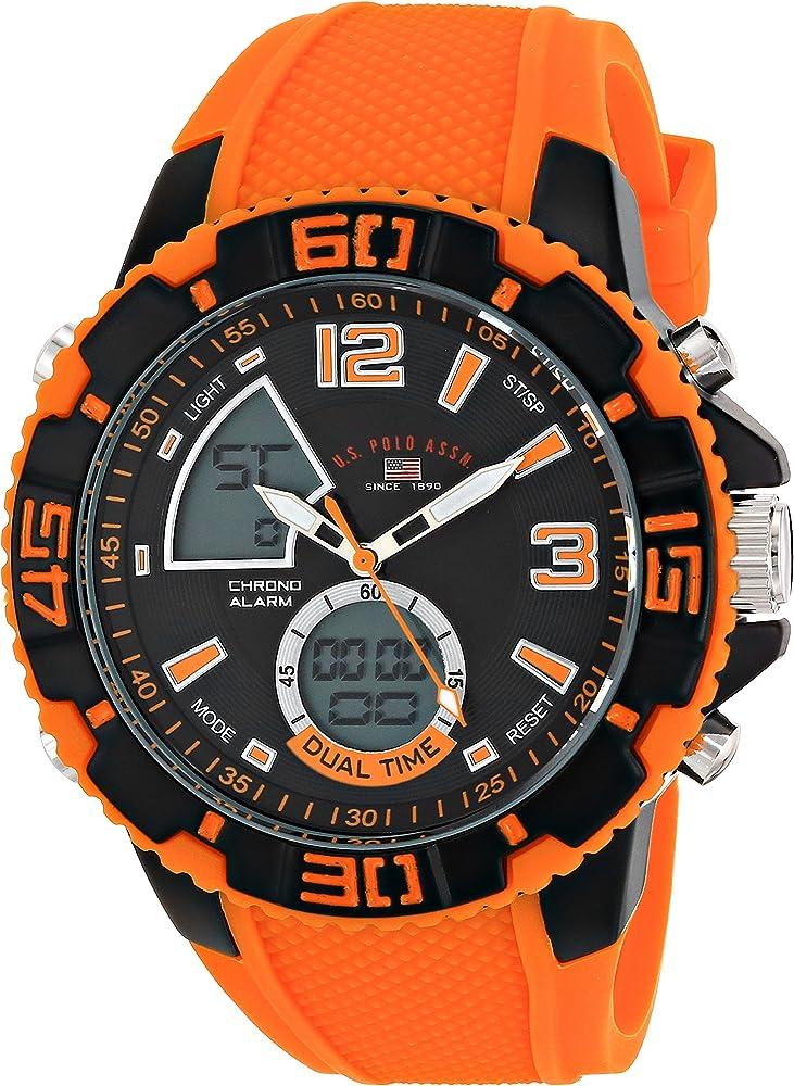 U.S. Polo Assn. Sport US9483 - Reloj para Hombres: Amazon.es: Relojes