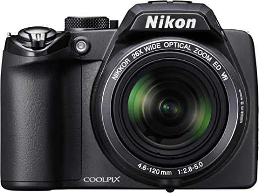Amazon.com : Nikon Coolpix P100 10 MP Digital Camera with 26x Optical Vibration Reduction (VR) Zoom and 3-Inch LCD (Black) (OLD MODEL) : Point And Shoot Digital Cameras : Camera & Photo