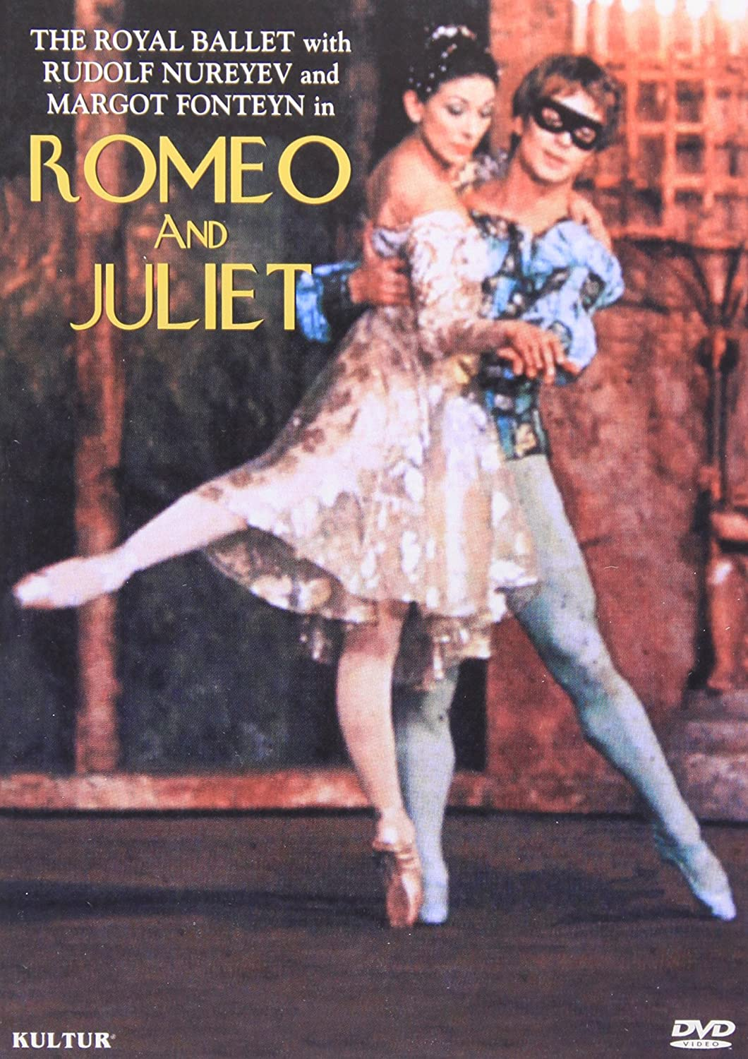Image result for Romeo and Juliet / [Royal Ballet ; produced and directed by Paul Czinner].
