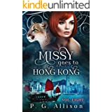Missy Goes to Hong Kong (Missy the Werecat Book 8)