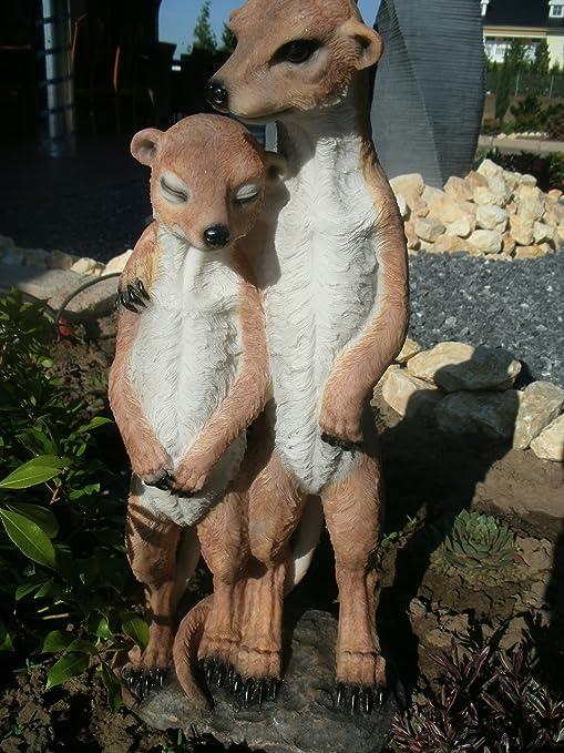 Decoración Animal Figura ermännchen Jardín Decoración XXL grandes ...