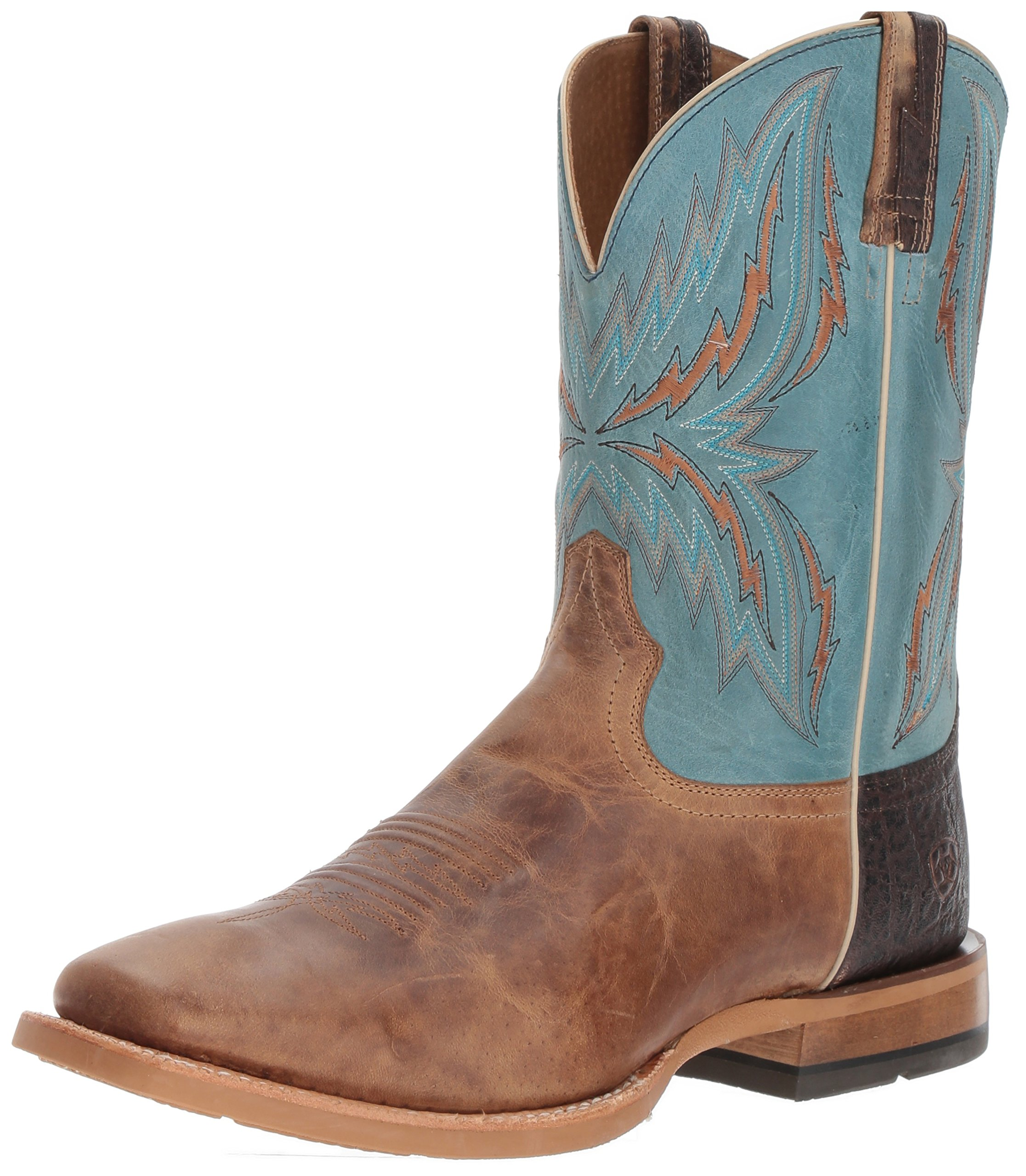 Ariat Men's Arena Rebound Boot, Dusted Wheat, 10 D US