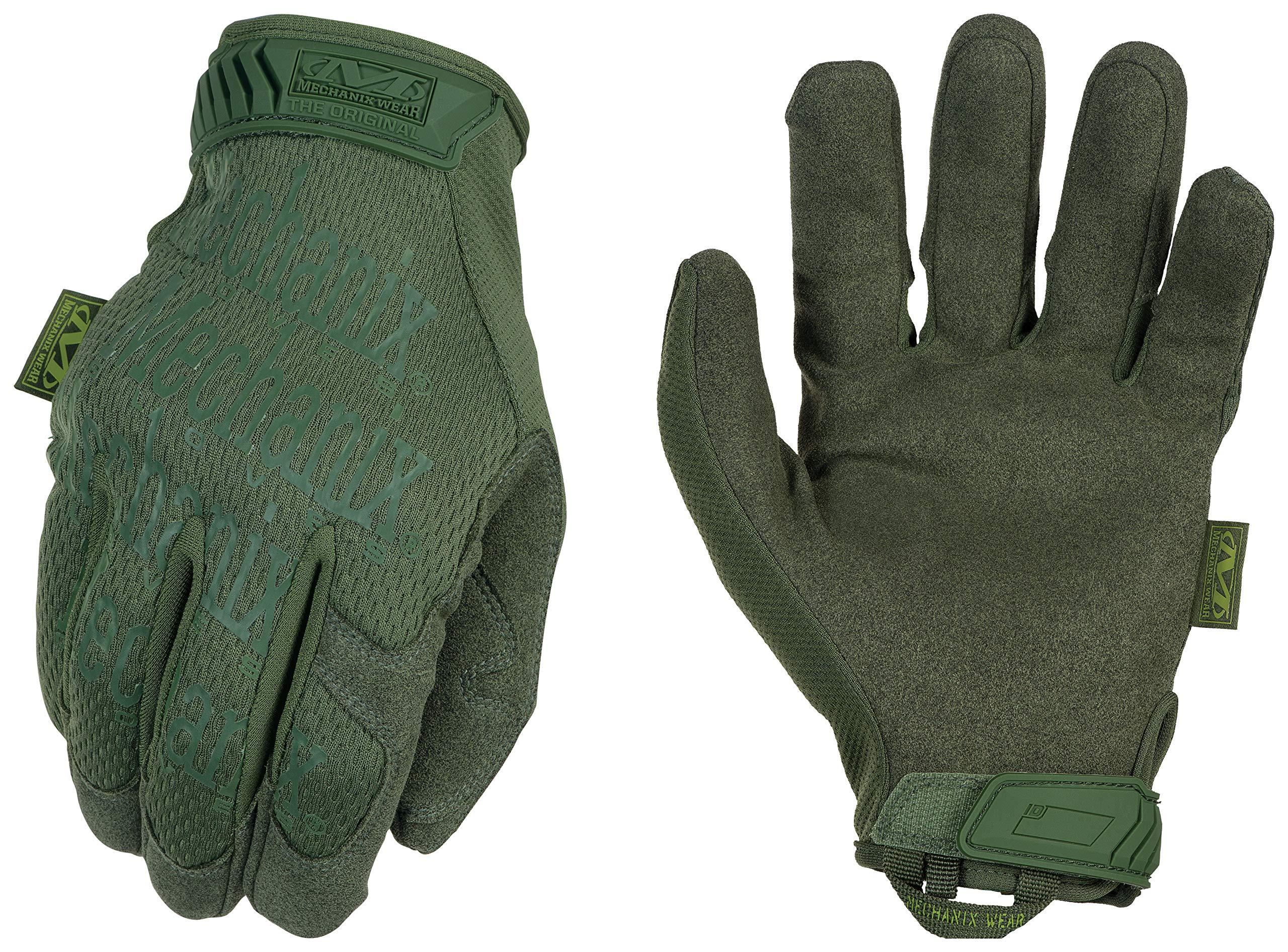 Mechanix The Original Glove, OD Green, X-Large