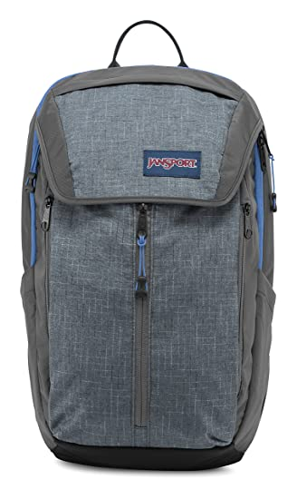 good more photos 2019 best sell JanSport Source 26 liters Polyester Grey 15.6