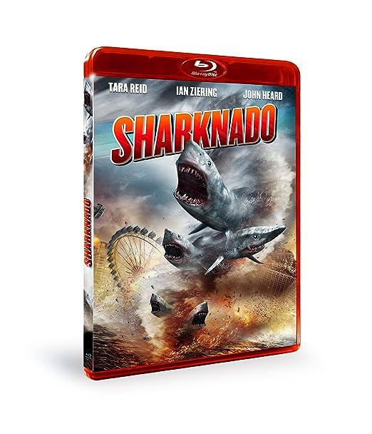 Sharknado [Francia] [Blu-ray]: Amazon.es: Ian Ziering, Tara Reid ...