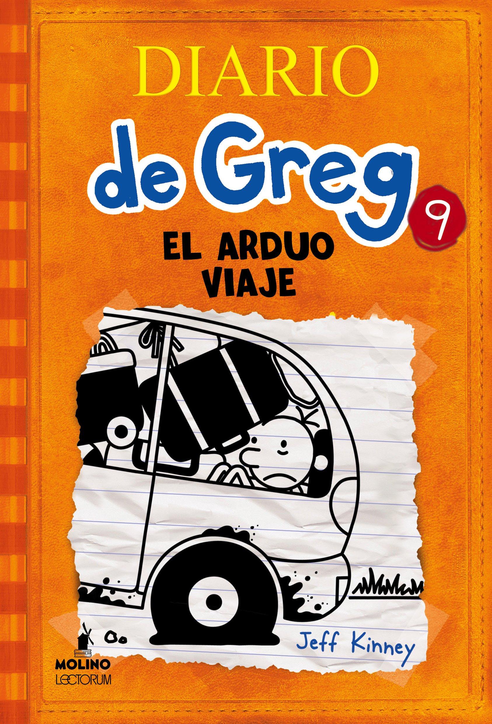 Download Diario de Greg # 9: El arduo viaje (Spanish Edition) PDF