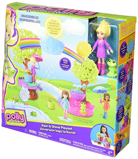 Polly Pocket Rain and Shine play set