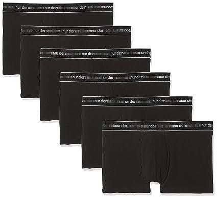 a571afd39b0370 Nur Der, Herren, 6er Pack Herren Boxer Cotton 3D-Flex