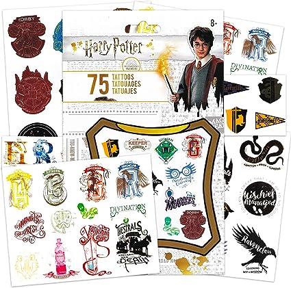 Harry Potter Tattoos 35-er Set