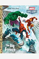 The Big Freeze (Marvel) (Little Golden Book) Kindle Edition