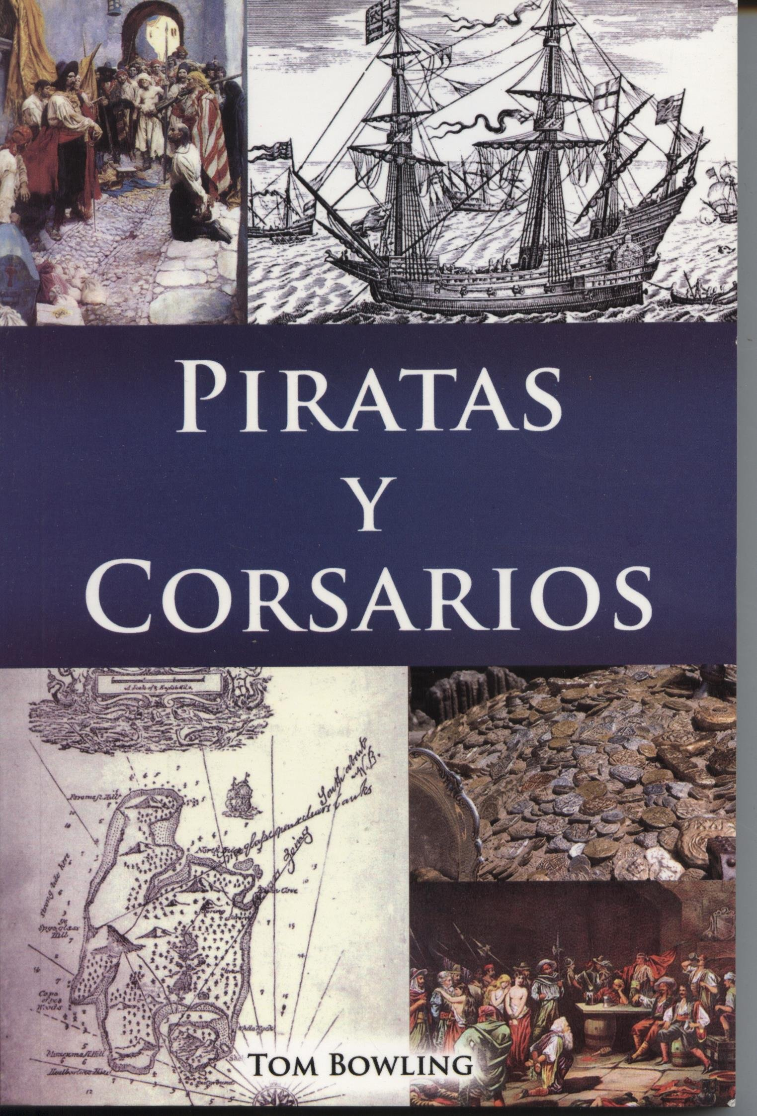 Amazon.com: Piratas Y Corsarios (Spanish Edition ...