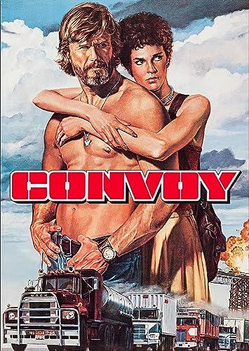 Convoy Trucker Movie USA Kris Kristofferson 70s Classic T Shirt