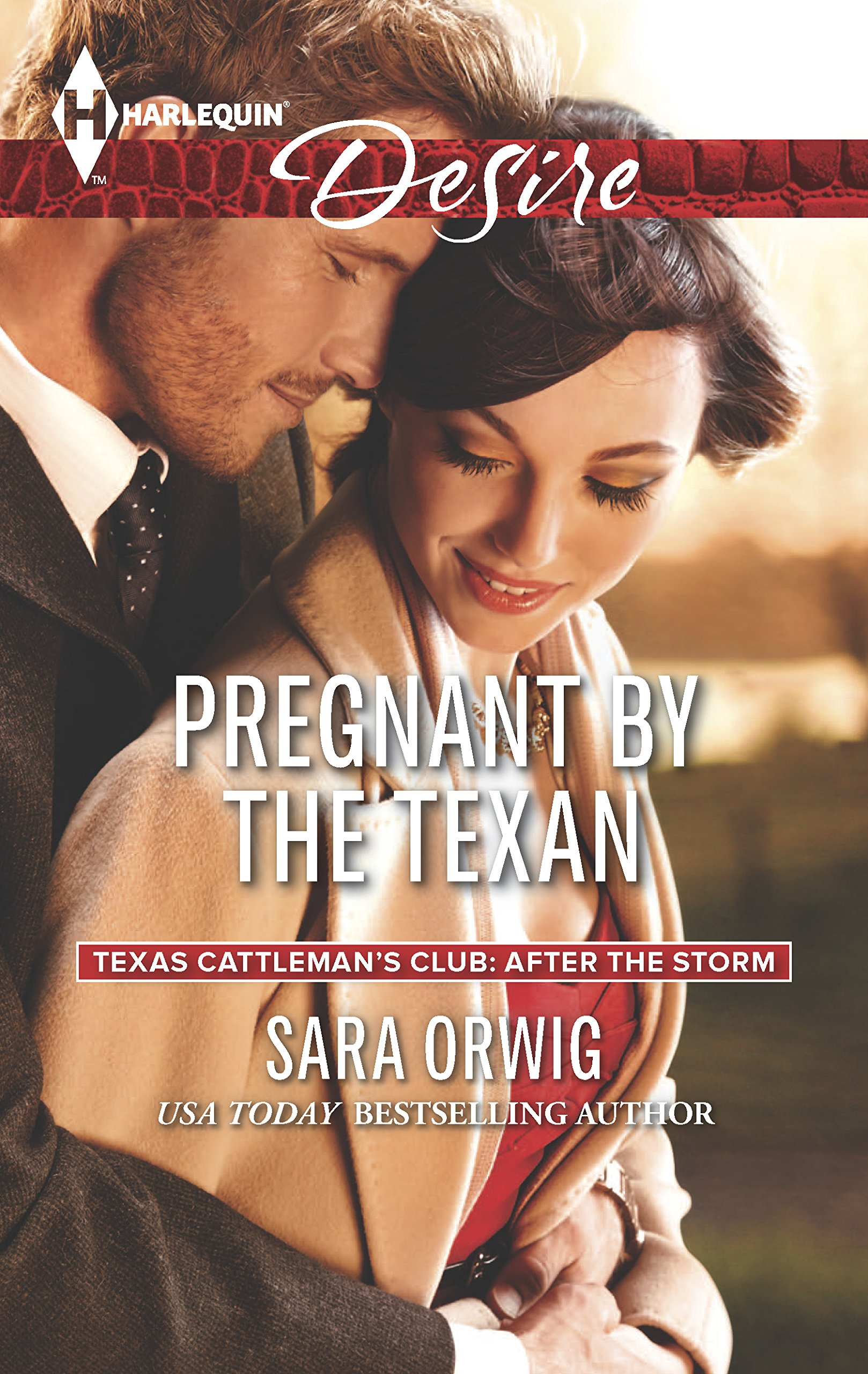 Pregnant by the Texan (Texas Cattleman's Club: After the Storm