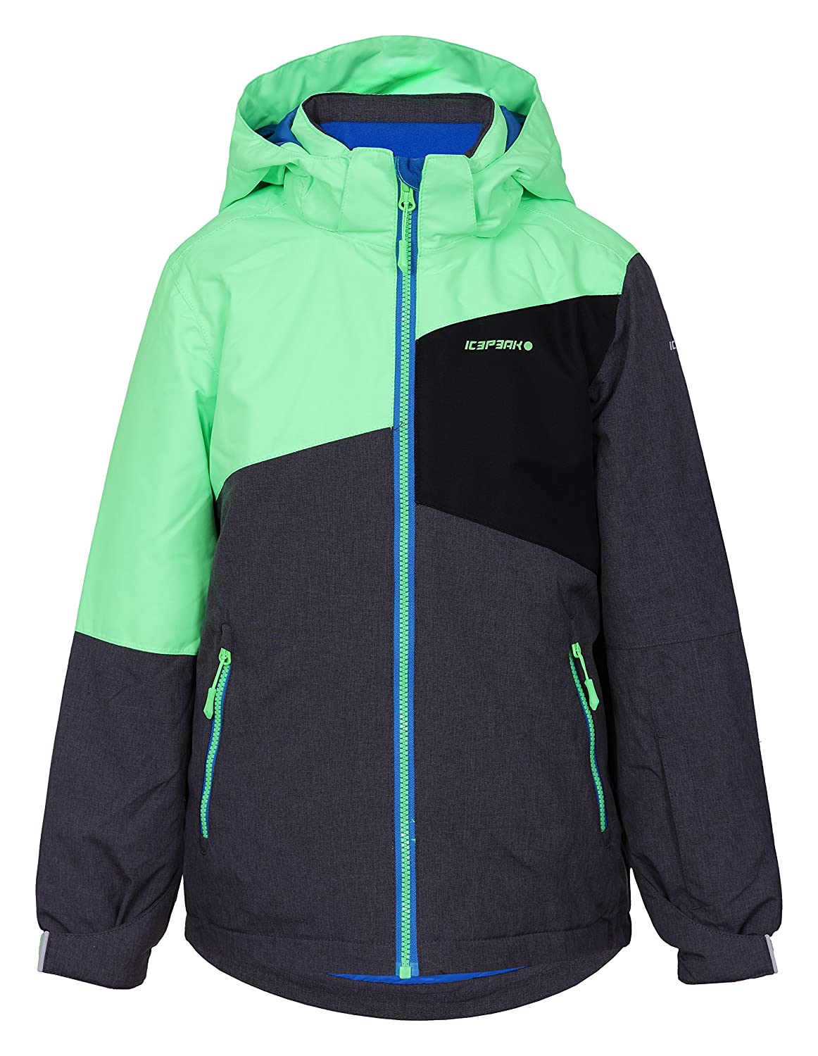 Icepeak Boys Harry Jr Children's Anorak, Boys', HARRY JR Boys' ICEBL|#ICEPEAK 850021805I