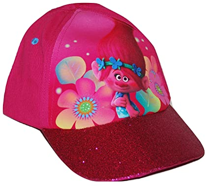 ddc6347e Trolls Cap Hat Girls (8-12 Years): Amazon.co.uk: Clothing