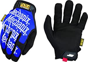 Mechanix Wear MG-03-009 Blue Medium Gloves