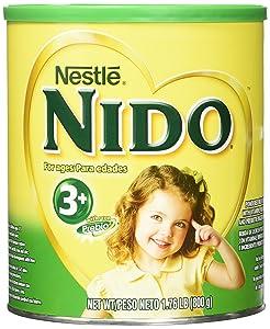 NESTLE NIDO 3+ Powdered Milk Beverage 1.76 lb Canister