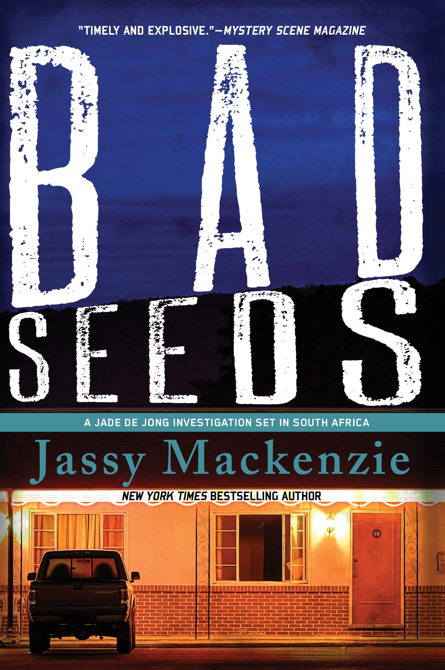 Read Online Bad Seeds (A PI Jade de Jong Novel) pdf epub