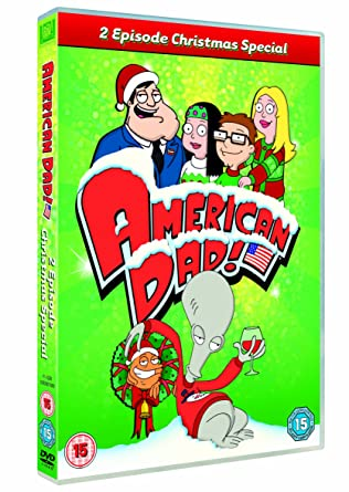 American Dad Christmas Episodes.American Dad Christmas With The Smiths Dvd Amazon Co