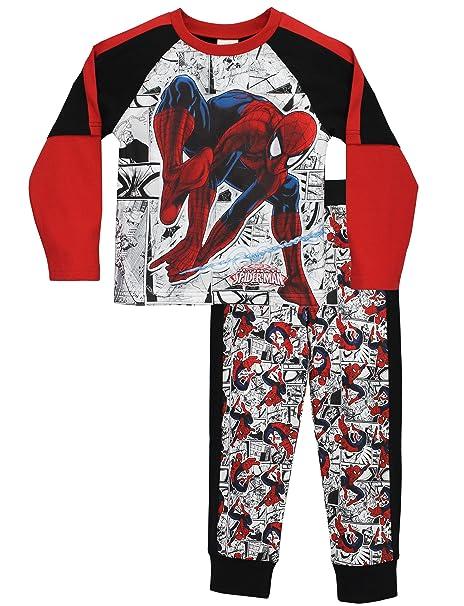 Spiderman - Pijama para Niños - Spiderman - 2-3 Años