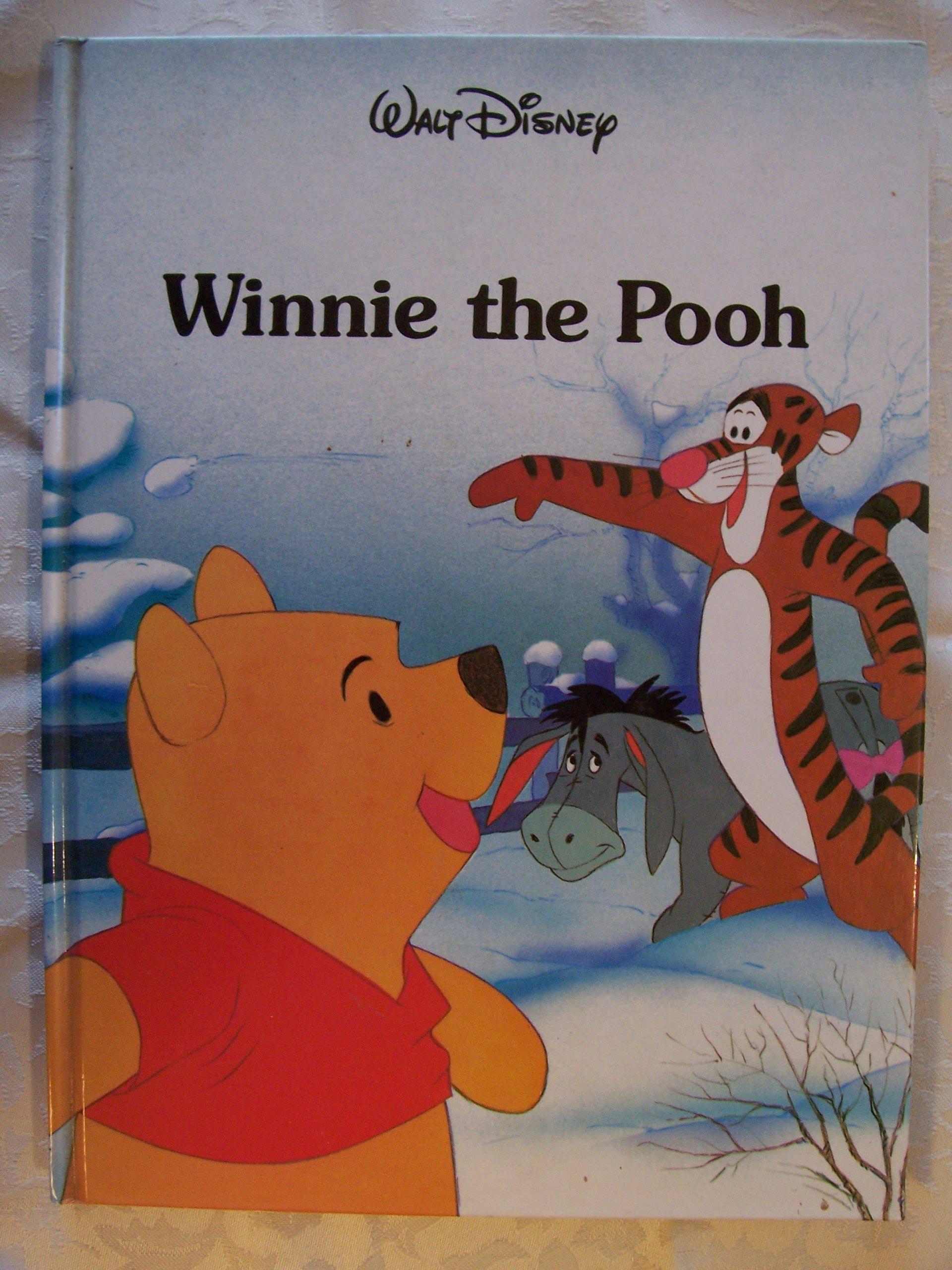 af1a38989387 Winnie the Pooh (Disney Classic)  Disney  9780831794705  Amazon.com ...