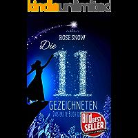 Die 11 Gezeichneten: Das erste Buch der Sterne (Trilogie - Die Bücher der Sterne, Fantasy Liebesroman Deutsch)